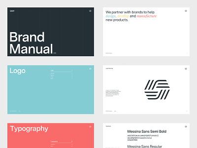 Shift Brand Manual brand manual guidelines identity brand brand identity illustration design branding logo design logo