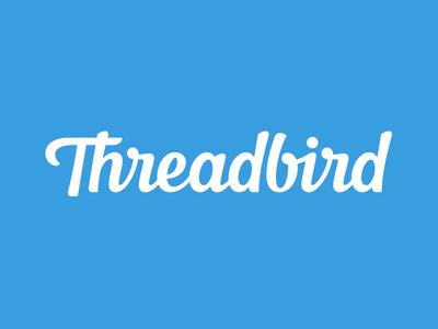 Threadbird Logotype