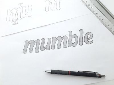 Mumble - Sketch