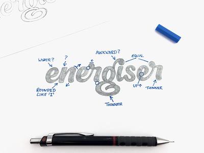 Energiser - Sketch