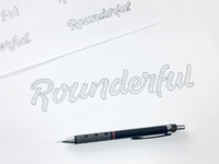 Rounderful final sketch shot 2