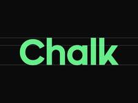 Chalk atatchment