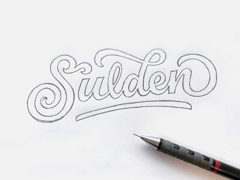 Sulden sketch