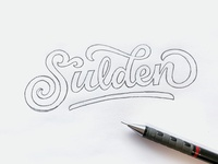 Sulden - Sketch