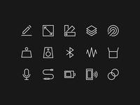 B&O Icons