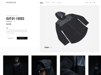 Umoro product page