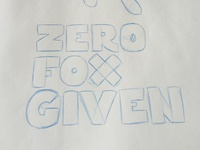 Zero Fox Sketch