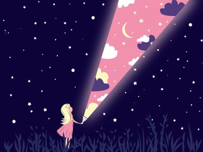 Light your way 🌟