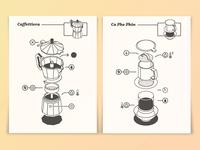 coffee & cà phê