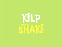 Kelp Shake Logo Stacked