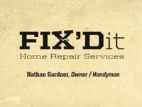 Fixd - Front