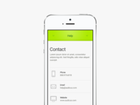 Audicus contact dribbble full