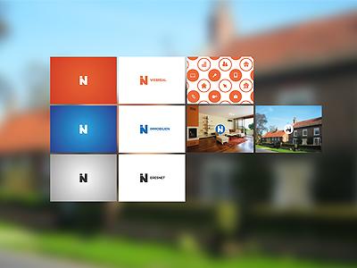 Real Estate portal branding branding real estate