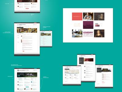 Presentation Board website presentation