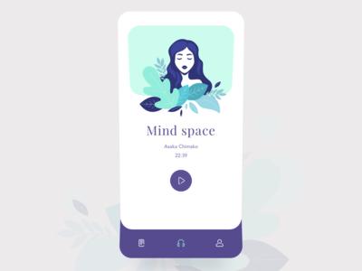 Calm music app