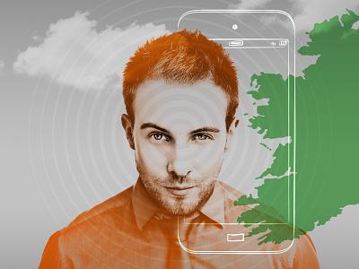 Irish Business Mindset content design three mindeset irish digital art art direction