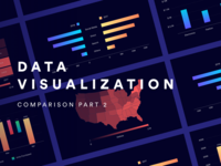 A Guide to Data Visualization - Comparison Part 2