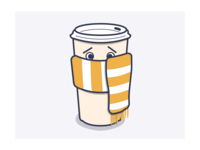 Chilly To-Go Coffee Cup
