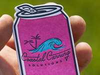 Coastal Canning Business Card