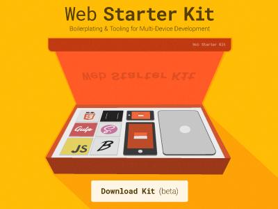 Web Starter Kit logo graphic logo web starter kit google