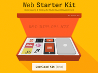 Web Starter Kit logo