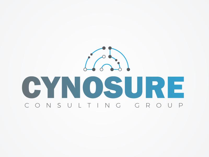Cynosure Consulting Group vector work vector graphics adobe illustrator branding logo design