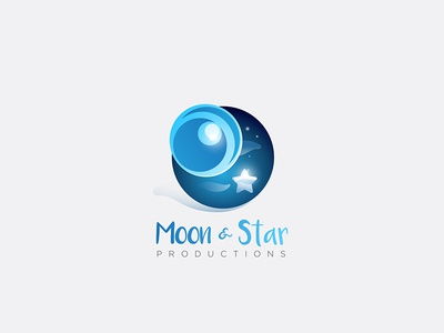 Moon&Star Productions logo