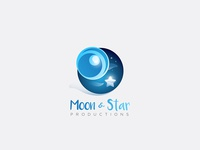 Moon&Star Productions logo