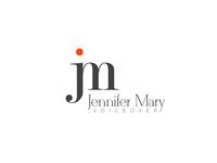 Jen Mary Logo and Web design web design vector work vector graphics adobe illustrator branding logo design