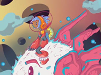 Space Ranger Monster Tamer  2