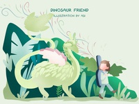 Dinosaur Friend
