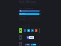 Share Button Generator
