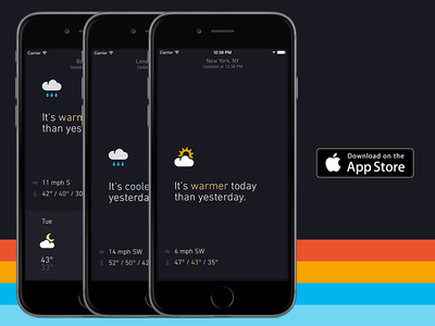 Tropos is live in the App Store!