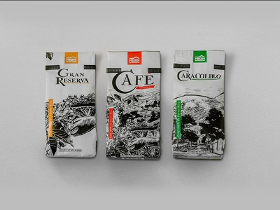 Café El Mesón Bags welovedesign puertorico packagingdesign packaging logotype ilustration illustrator graphicdesign coffee cafe branding brandidentity