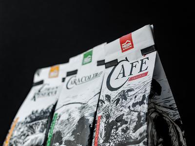 Café El Mesón Bags