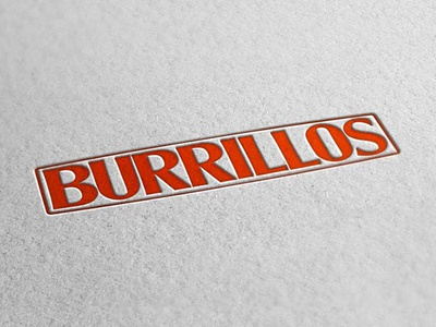 Logo for Burillos