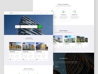 Property Landing Page