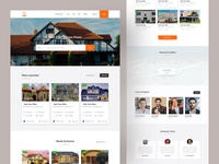 Real Estate Home Page