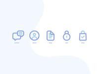 arg. Web Icons
