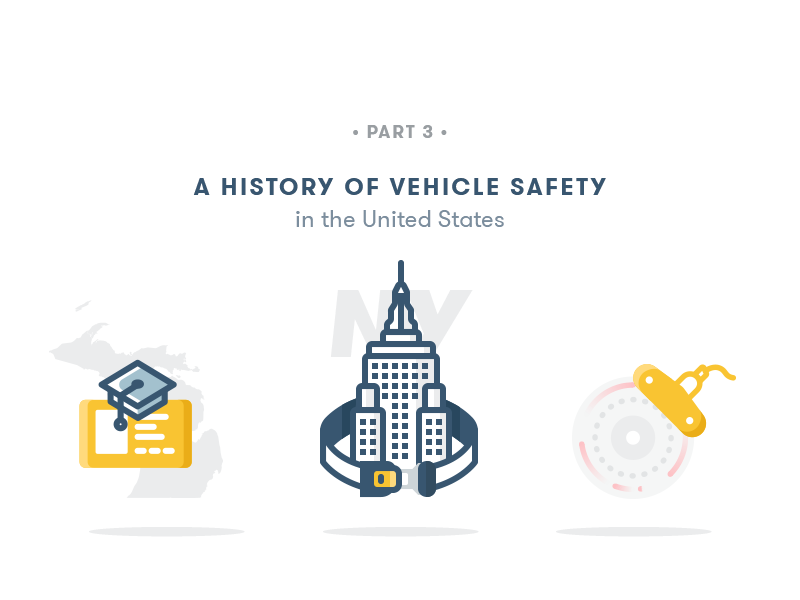 A history of vehicle safety, part 3 by Eugene Podgorny on