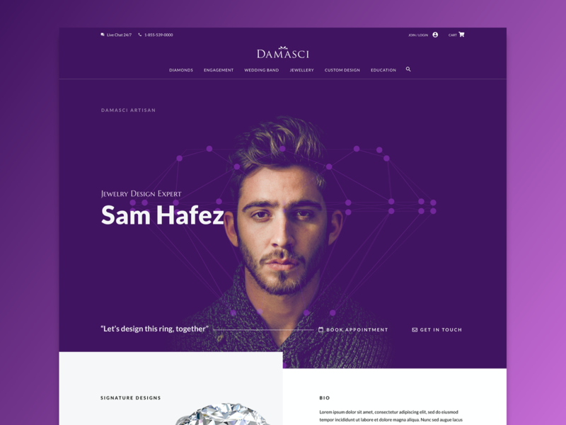 Damasci Profile