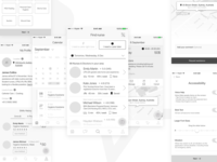 Dignify Wireframes