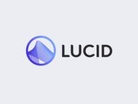 Lucid Logo White