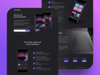 Lucid Landing Page