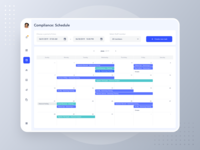 Swimming pool manager easy to use dashboard design concept design dashboad calendar concept clean ui complex product design design clean analytic accessibility