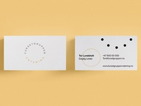 FG Catering - Business Cards