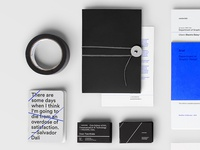 Westerdals Visual Identity - Stationary