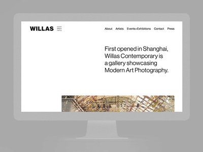 Willas Contemporary—Web