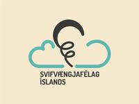Svifvængjafélag Íslands logo
