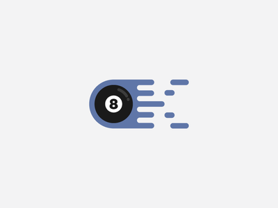 8K on Facebook! logo followers facebook eightball 8 8k
